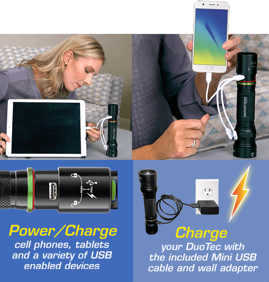 Charge all your devices
